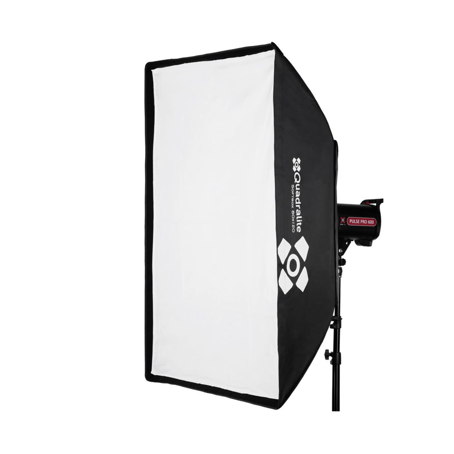 120x80cm Quadralite Softbox