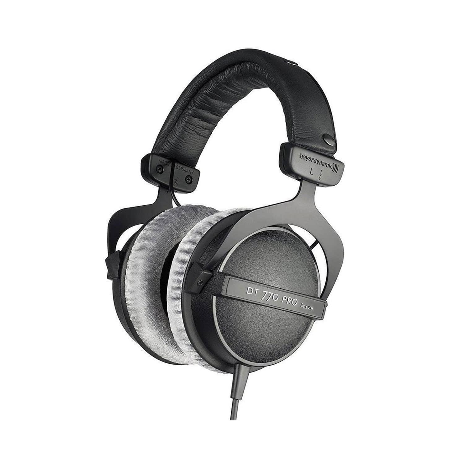 Beyerdynamic - DT 770 Pro 80 ohm headphones