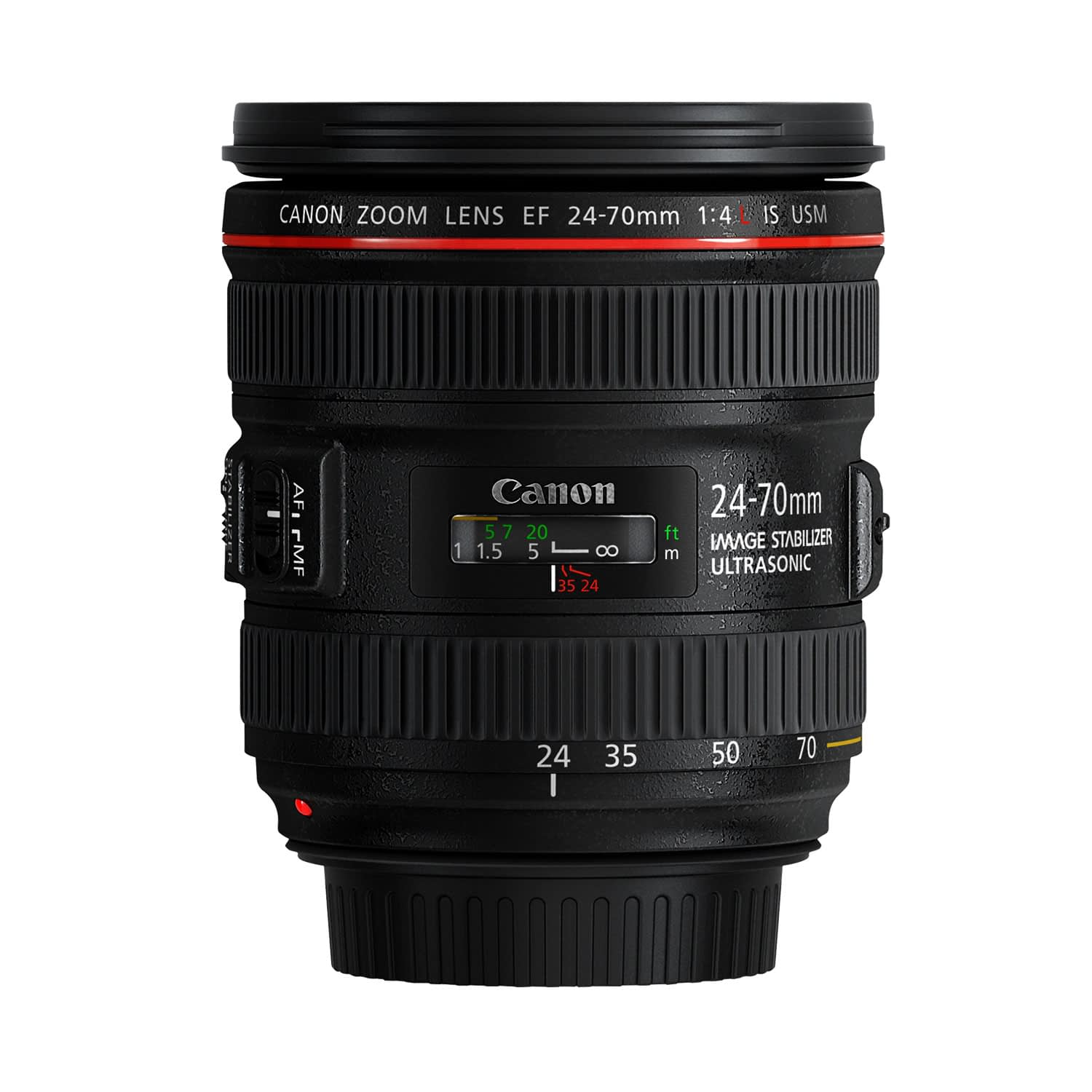 Canon 24 - 70 mm f4,0L IS USM